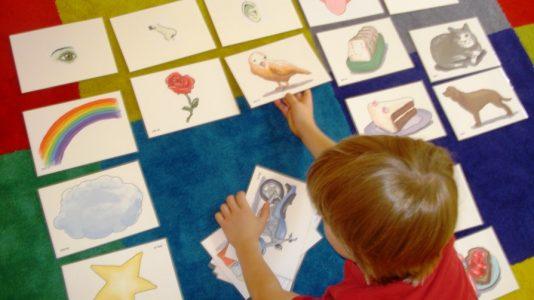 aprendizaje en niños