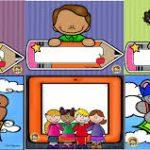 Gafetes para niños de primaria