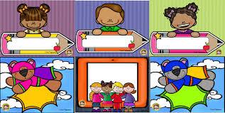 gafete para niños
