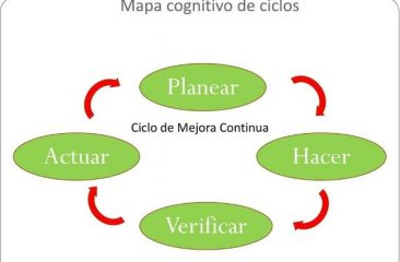 mapa cognitivo de ciclos