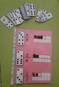 ejemplos de fracciones