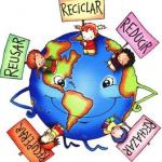 Actividades para el cuidado del Medio Ambiente